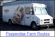 Pepperidge Farm Routes for Sale