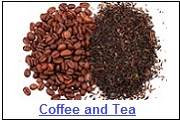 Coffee and Tea Wholesale Distributors