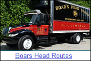 Boars Head Routes for Sale